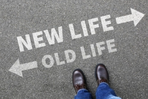 old life and new life direction